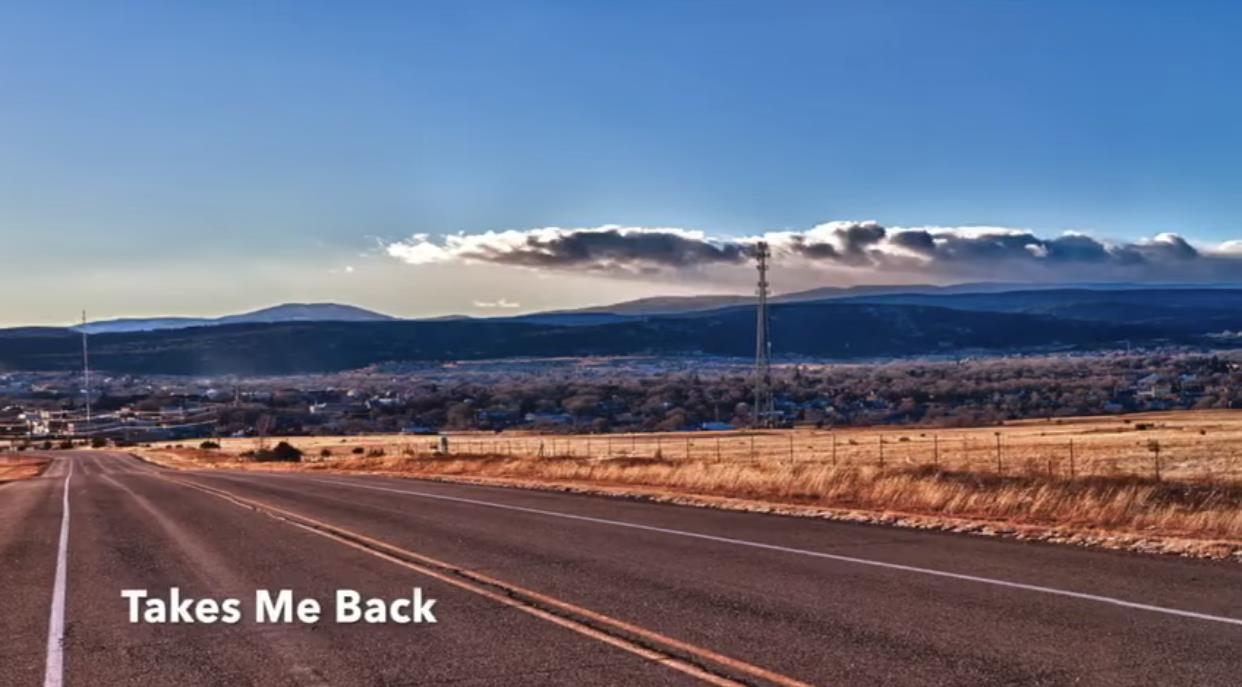 Takes me Back - Marvin Shelton / Facebook Video