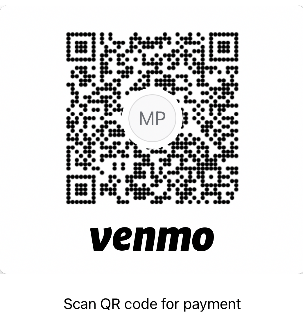 Mosquito Pass Venmo QR code Small